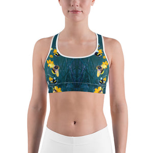 Save the Bees - Sports bra