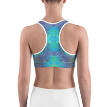 Load image into Gallery viewer, Sea Scape - Sports bra