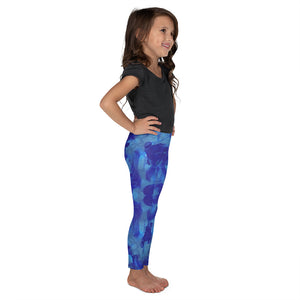 Blue Marble - Kid's Leggings