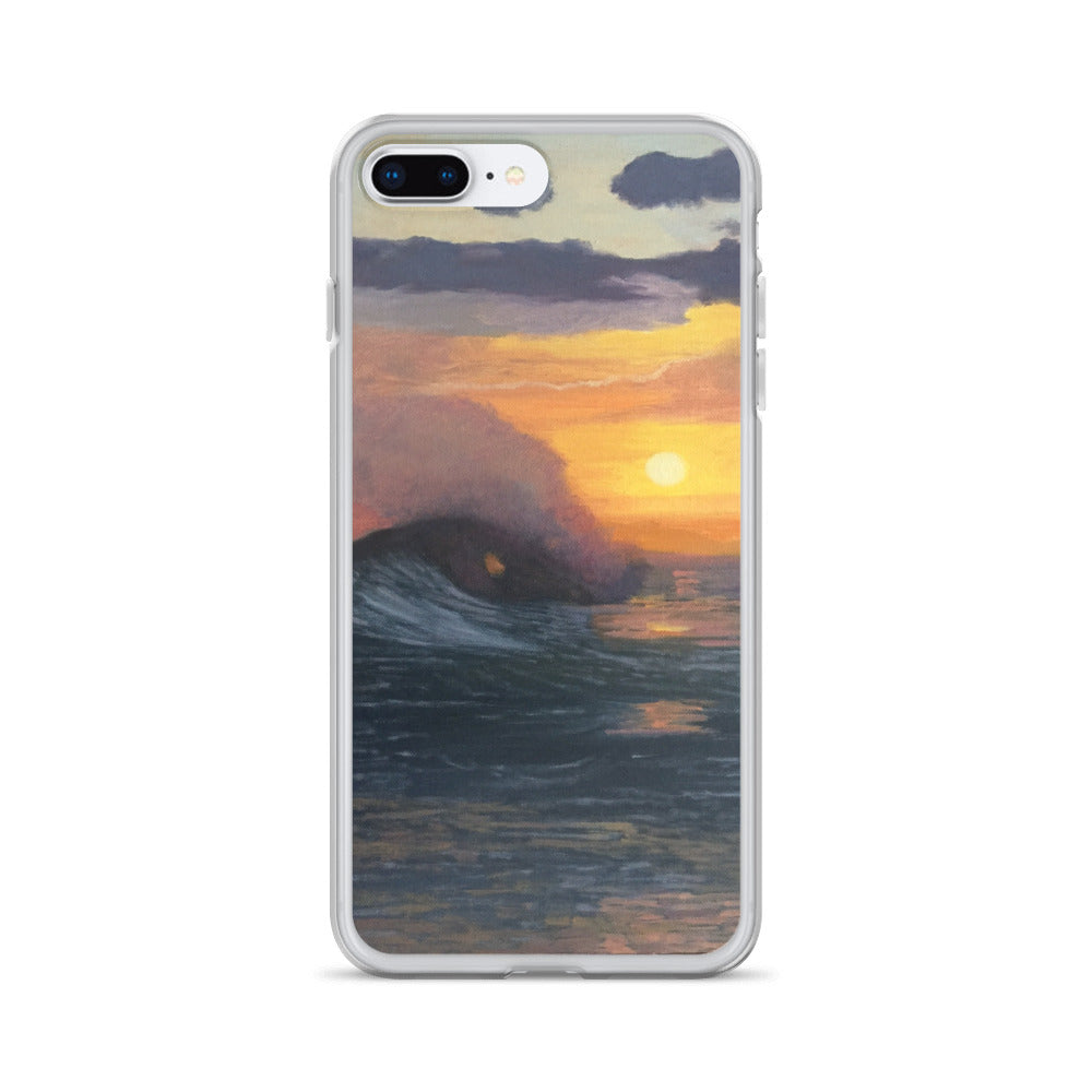 Wave - iPhone Case