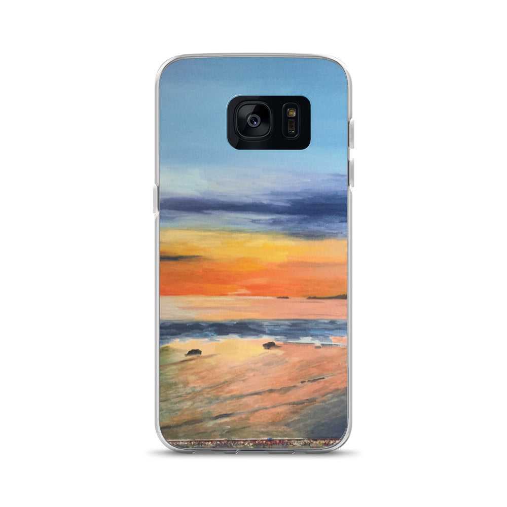 Summer Sunset - Samsung Case