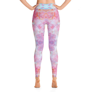Spring Flowers - Yoga Leggings