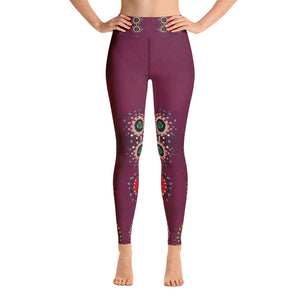 Aborigine - Yoga Leggings