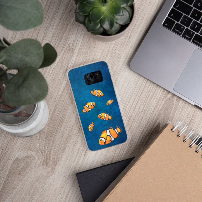Clown Fish - Samsung Case