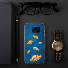 Load image into Gallery viewer, Clown Fish - Samsung Case