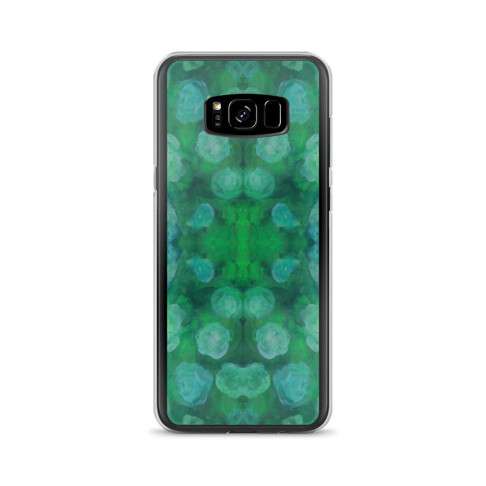 For the Love of Green - Samsung Case