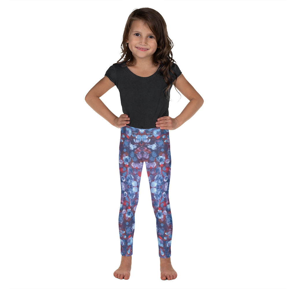 Blueberries - Kid's Leggings