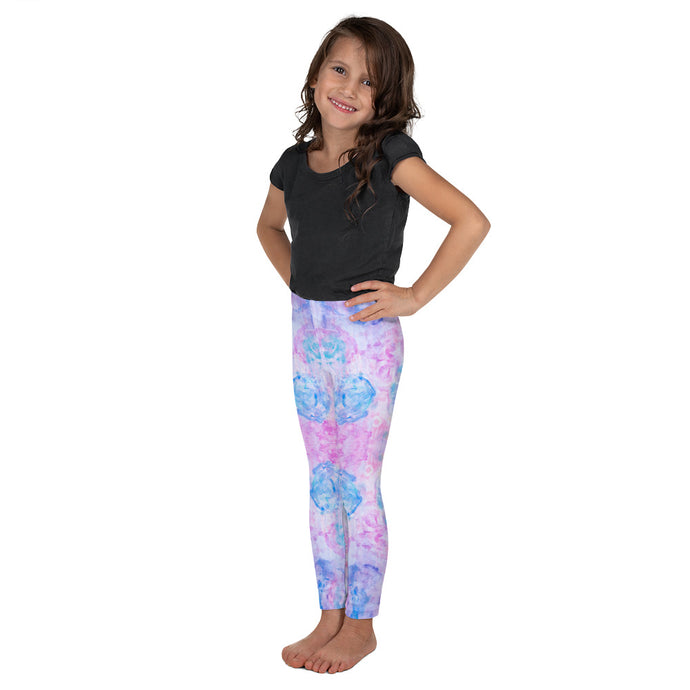 Pink Spring Flower - Kid's Leggings