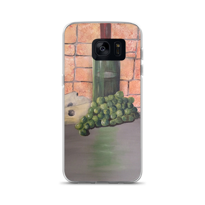 Green Grapes - Samsung Case