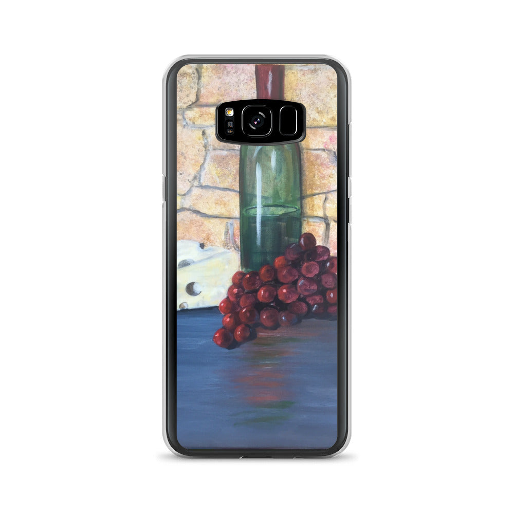 Red Grapes - Samsung Case