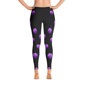 Pansy Power - Leggings