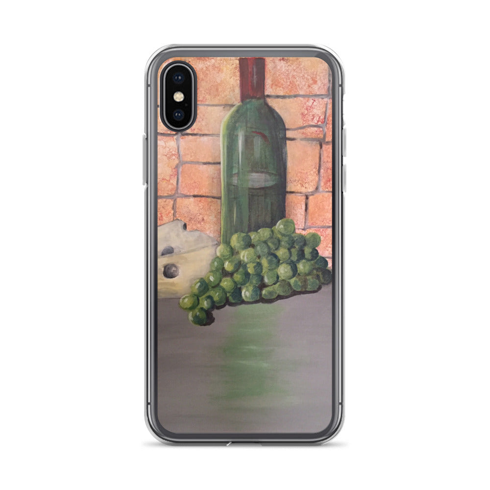Green Grapes - iPhone Case