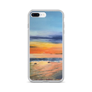 Summer Sunset - iPhone Case