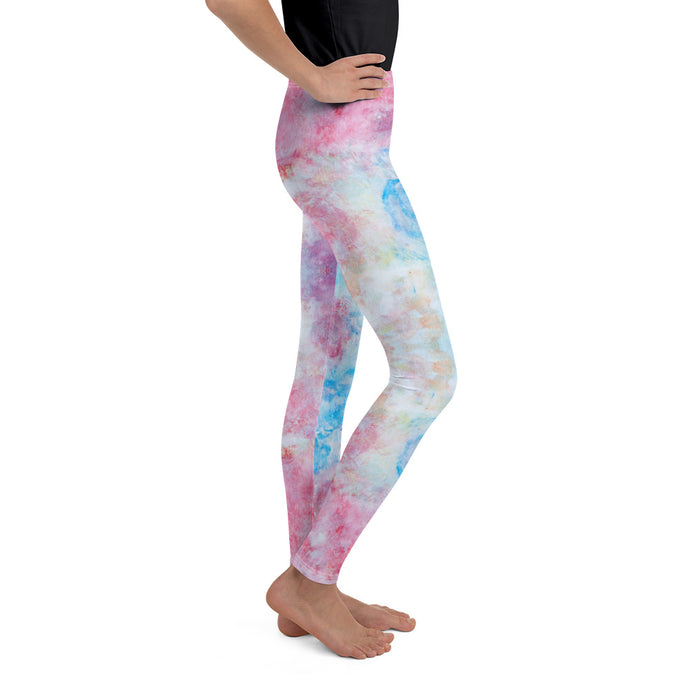 Spring Flower - Youth Leggings
