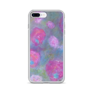 Shabby Chic Flowers - iPhone Case