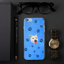 Load image into Gallery viewer, Pawsitive Change - Lily the Pitbull iPhone Case