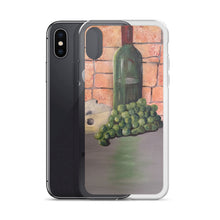 Load image into Gallery viewer, Green Grapes - iPhone Case