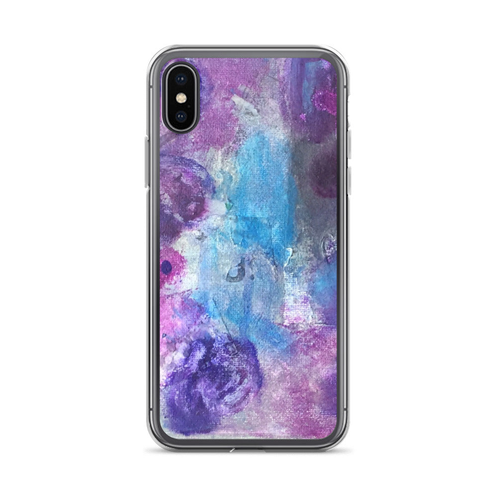Purple Passion - iPhone Case