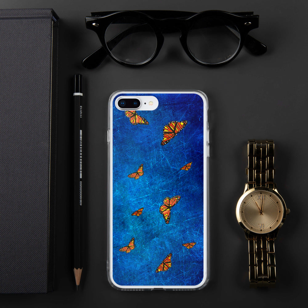 Butterflies from Heaven - iPhone Case