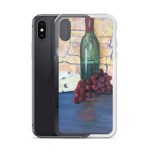 Load image into Gallery viewer, Red Grapes - iPhone Case