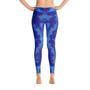 Blue Marble - Leggings