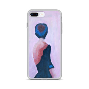 Pink Lady - iPhone Case