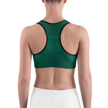 Load image into Gallery viewer, Lady Luck - All-Over Print Sports Bra