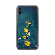 Load image into Gallery viewer, Save the Bees - iPhone Case
