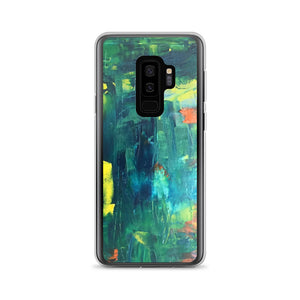 Abstract Koi Pond - Samsung Case