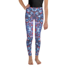 Load image into Gallery viewer, Blueberries - Youth Leggings