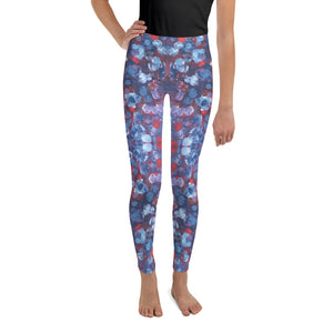 Blueberries - Youth Leggings