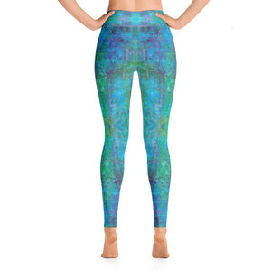 Sea Scape - Yoga Leggings
