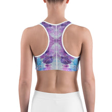 Load image into Gallery viewer, Purple Passion - Sports bra