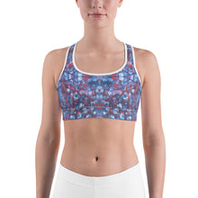 Load image into Gallery viewer, Blueberries - Sports bra