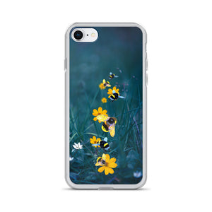Save the Bees - iPhone Case