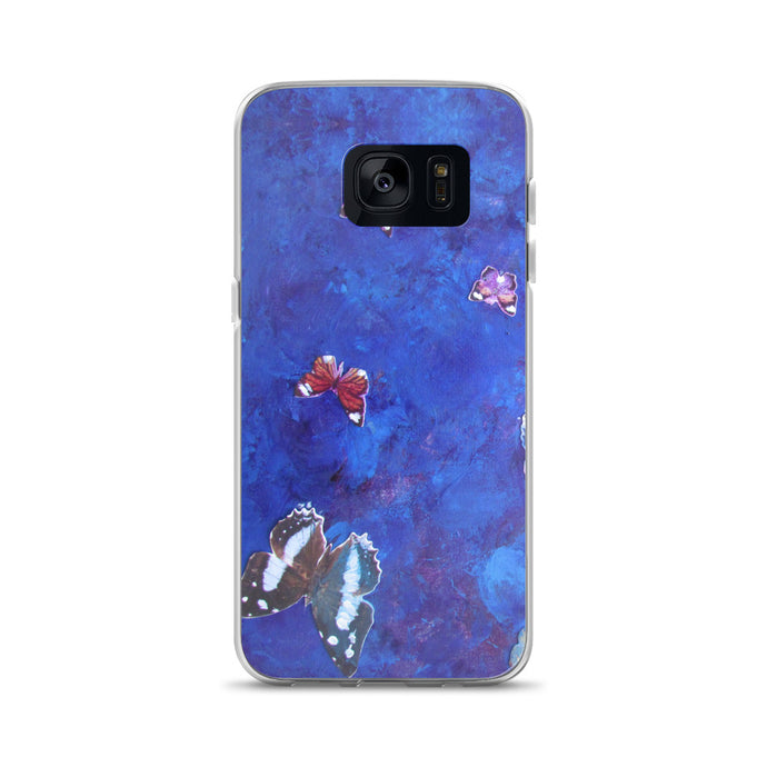 Butterflies All Around - Samsung Case
