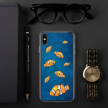 Load image into Gallery viewer, Clown Fish - iPhone Case