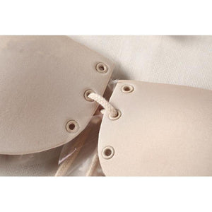 Nude Breast Petals Strapless Bra 2 Colors-Women's Other Accessories-NUVO53