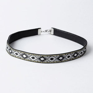 Tattoo Boho Leather Choker Necklace-Necklace-NUVO53