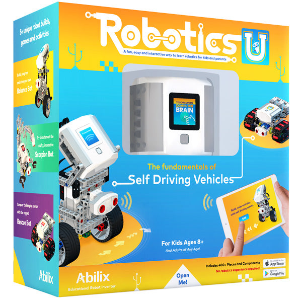 Robotics U: The Fundamentals of Self Driving Vehicles