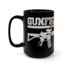 AR Gunfighter Black Mug 15oz