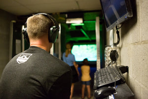 Basic Gunfighter Simulator Training