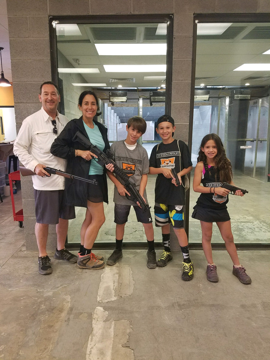 Gunfighter Family Membership