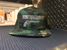 Gunfighter CAMO Flat Bill Hat