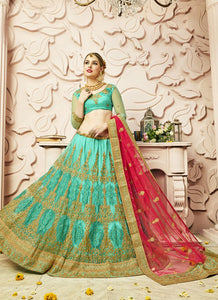 Designer Chaniya Choli Faux Georgette