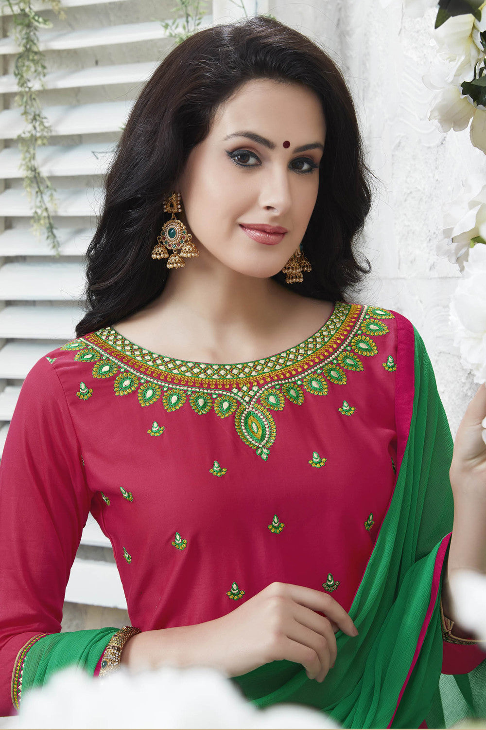 Fashion Of Patiala Designer Dress 7