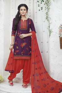 Fashion Of Patiala Designer Dress 8