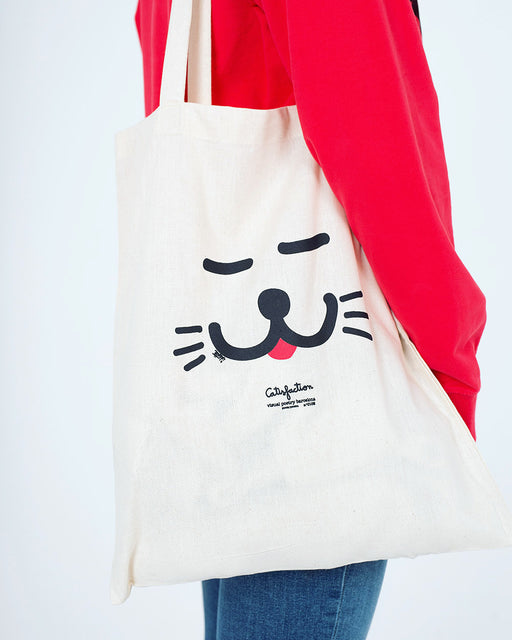 "Tote Bag ""Catisfaction"""