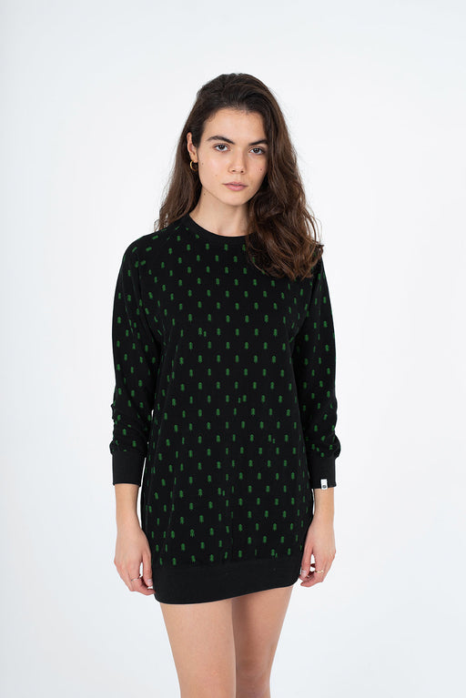 Sweater mujer de color negro