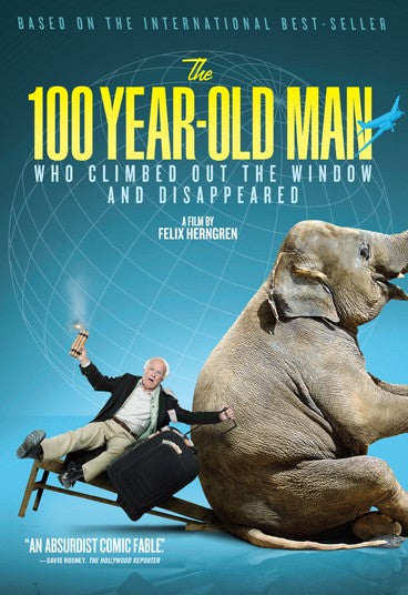 The 100 Year Old Man Who Climbed Out The Window And Disappeared DVD
